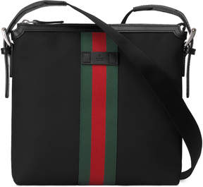 Gucci Web small messenger bag