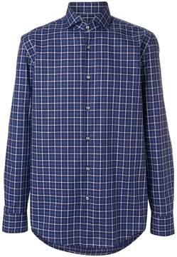 HUGO BOSS checked button shirt