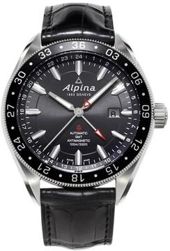 Alpina Alpiner 4 GMT 44 mm Mens Watch