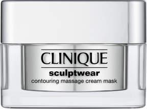 Clinique Sculptwear Contouring Massage Cream Mask