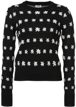 Kenzo Jackie Flowers sweater