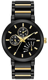 Bulova Men's Classic Stainless Steel Watch