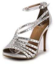 Thalia Sodi Adella Open Toe Synthetic Sandals.