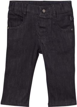 Karl Lagerfeld Black Denim Trousers