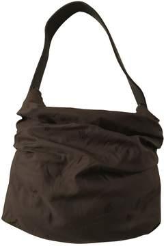 Moncler Brown Polyester Handbag