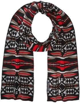 Pendleton Knit Muffler Scarves
