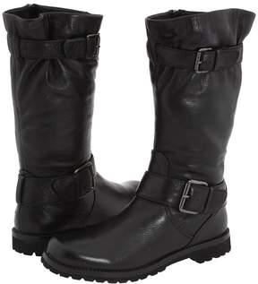 Gentle Souls Buckled Up Women's Dress Zip Boots