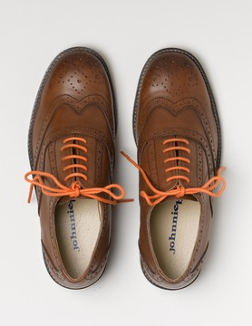 Boden Leather Brogues