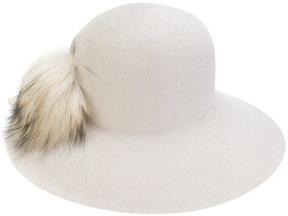 Inverni fur trim hat
