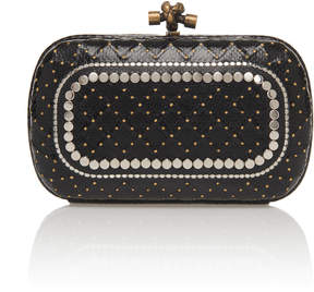 Bottega Veneta Small Chain Knot Clutch