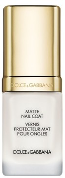 Dolce & Gabbana Beauty 'The Nail Lacquer' Liquid True Matte Top Coat - No Color