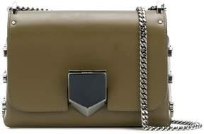 Jimmy Choo Lockett Petite shoulder bag