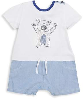 Catimini Baby Boy's All-In-One Shortie