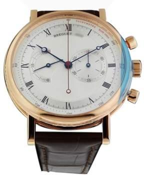 Breguet 5287BR/12/9ZU Classique Chronograph Manual 42.5mm Watch