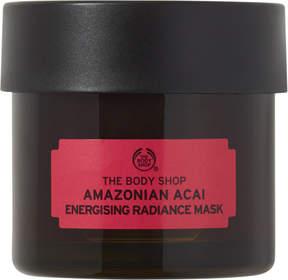 The Body Shop Amazonian Acai Energizing Radiance Mask