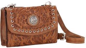 American West Women's Harvest Moon Small Cross Body Bag/Wallet