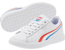 Puma Clyde 4th of July Preschool Sneakers