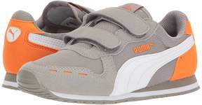 Puma Kids Cabana Racer Mesh V Boys Shoes