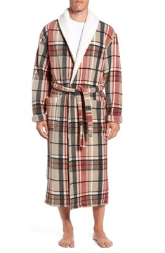 Majestic International Men's Holly Jolly Robe