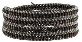 Chan Luu Nugget Bead Wrap Bracelet