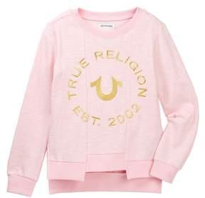 True Religion Embroidered Sweatshirt (Big Girls)