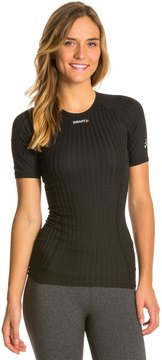 Craft Women's Active Extreme CN Short Sleeve Baselayer 8127801