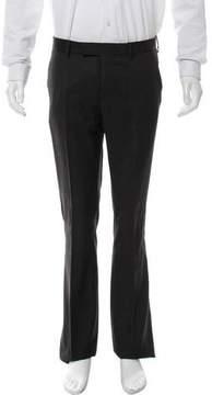 Christian Dior 2006 Flat Front Wool Pants