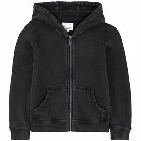 Zadig & Voltaire Zip mottled hoodie