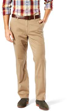 Dockers Men's Straight-Fit Pacific Washed Khaki Pants