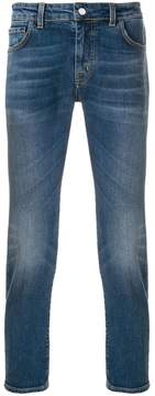 Entre Amis tapered jeans