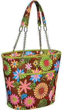 Picnic at Ascot Floral Insulated Cooler Tote