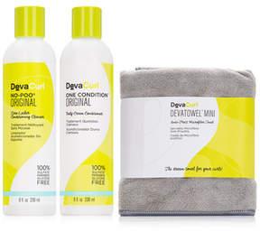DevaCurl How to Quit Shampoo Kit