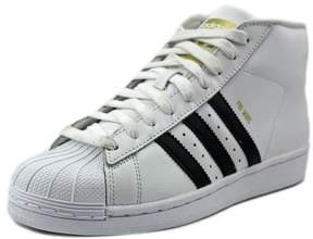 adidas Pro Model J Youth US 6.5 White Sneakers