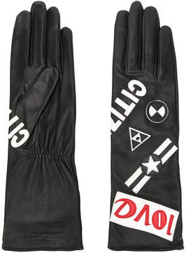 Agnelle Kaneda long line gloves