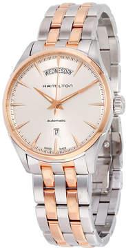 Hamilton Jazzmaster Silver Dial Men's Watch