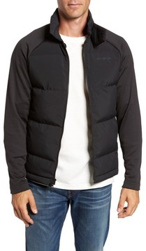 Patagonia Men's Ukiah Hybrid Recycled Down Jacket