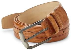 Mezlan Men's Iguana Leather Belt