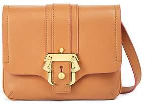 Paula Cademartori Gigi Leather Shoulder Bag