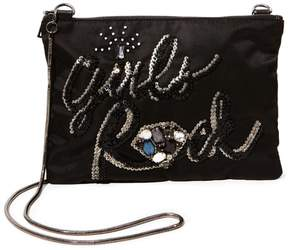 Steve Madden Steven by Rock Clutch
