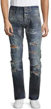 PRPS Phishing Damaged Jeans