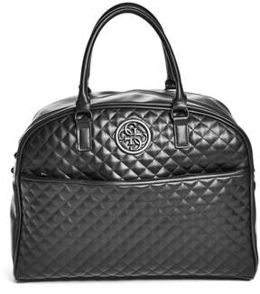 GUESS G-Lux Quilted Dome Tote
