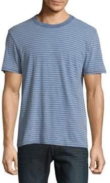 Calvin Klein Jeans Striped Cotton Tee