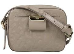 Class Roberto Cavalli Taupe Small Shoulder Bag Sofia 002.