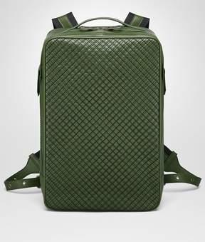 Bottega Veneta Ivy Calf Grid Brick Backpack
