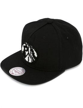 Palm Angels beaded cap
