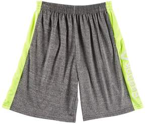 Reebok Big Boys Logo Stripe Shorts