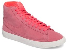 Nike Boy's Blazer Mid High Top Sneaker