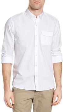 Michael Bastian Button Down Spread Collar Sport Shirt