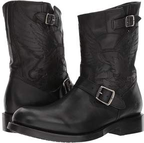 Frye Folsom Tattoo Engineer Men's Pull-on Boots