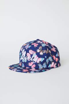 H&M Cap with a motif - Blue